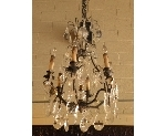 FRENCH CRYSTAL CHANDALIER