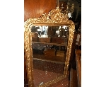 FRENCH MIRROR CIRCA 1880