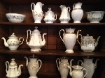 COLLECTION OF OLD BELGIUM CHINA